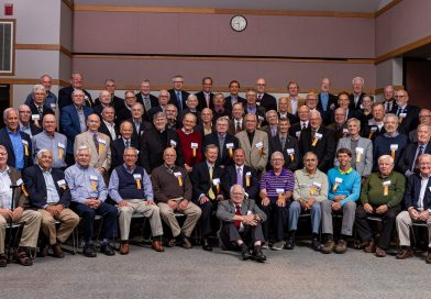 Class of '69 Raises Money for Keane Hall Renovations for 50th Reunion
