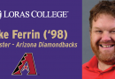 Broadcaster Ferrin ('98) Returning to Campus February 4