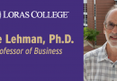 Loras Professor Dale Lehman Publishes New Book