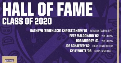 Hall of Fame to Welcome 5 New Members