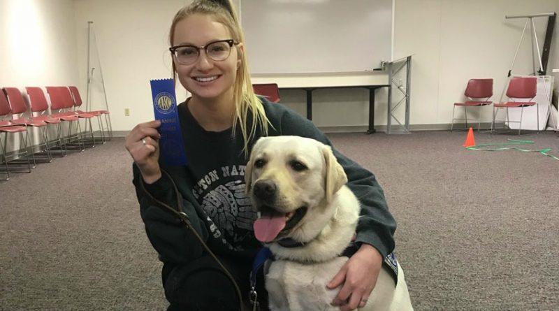 DuDawgs Provides an Opportunity to Learn About Service Dogs