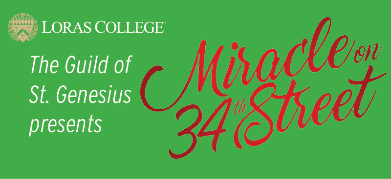Loras Players to Present a Christmas 'Miracle'