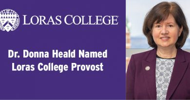Donna Heald Named Loras College Provost